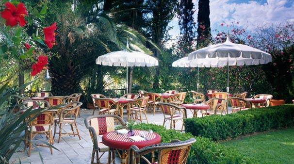 West Hollywood Restaurants & Bars | Chateau Marmont | Sunset